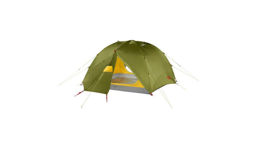 Jack Wolfskin Yellowstone II Vent Tent green tea